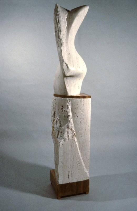No 103 Prolongement (1990). Photo Ronald Goguen. h = 170 cm
