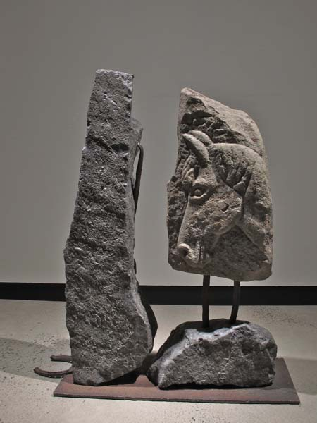 No 149 Menhir d'une genèse / Menhir of a Genesis (2001)