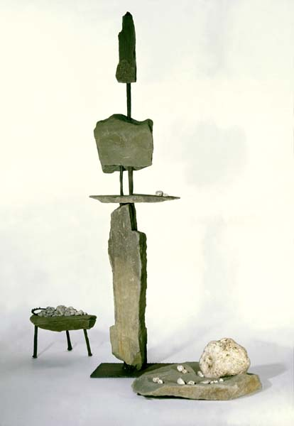 No 151 Autel d'offrande / Offerings Altar (2001)