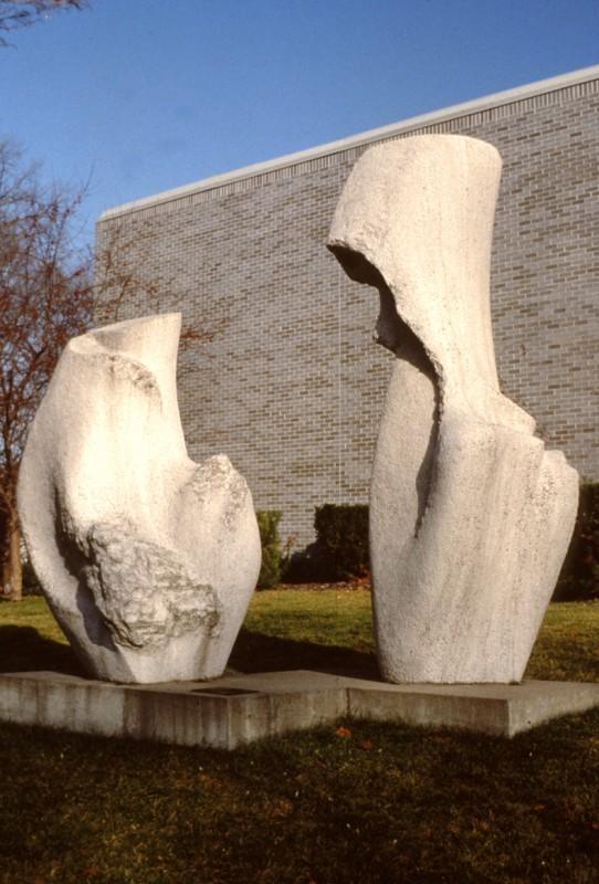 N° 81 Awakening / Éveil, Galerie d'art Beaverbrook Art Gallery, Fredericton, N.-B., 1985. Photo: Galerie Beaverbrook