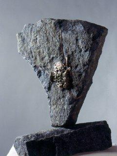 No 98 – Hommage / Tribute (1989). Photo Dolores Breau. h = 62,5 cm