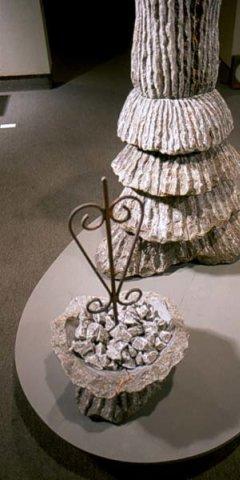 No 148 Présente / Here (détail) (2000). Photo Marc Paulin
