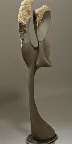 No 127 Désir (1996). Photo Rob Roy. h = 135 cm