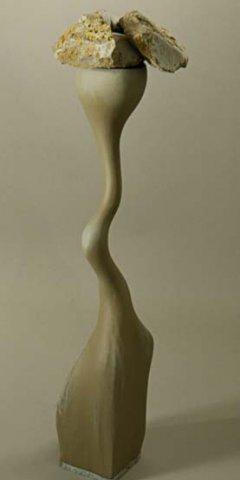 No 126 Attente (1996). Photo Rob Roy. h = 126 cm