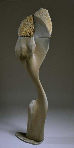 No 129 Quiétude (1996). Photo Rob Roy. h = 141 cm
