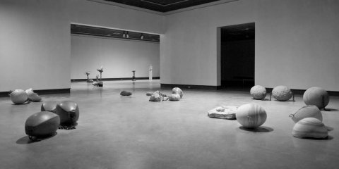 No 167 Secrets d'une passion (installation) (2008). Photo Maurice Henri, traitement infographique de l'image : Jean‐Claude Blanchard