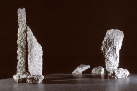 No 141 Spectres de la baleine / Specters of the Whale (1998). Photo Rob Roy. h = 150 cm
